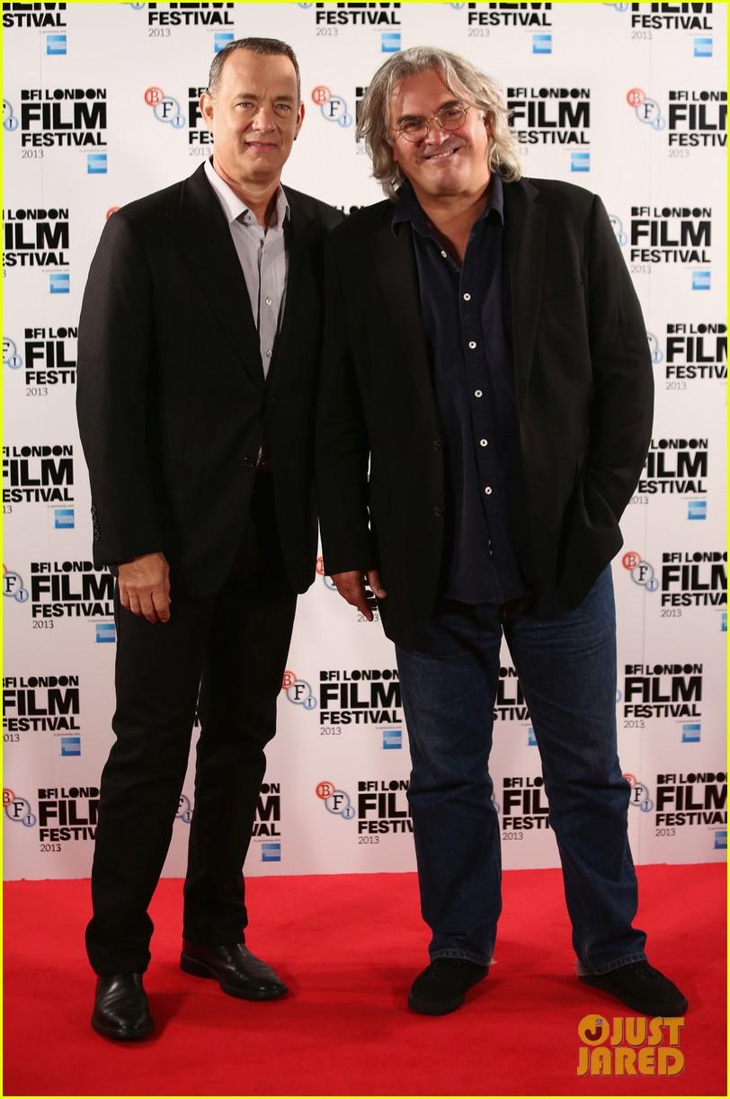 tom hanks captain phillips at the bfi film festival 082969111