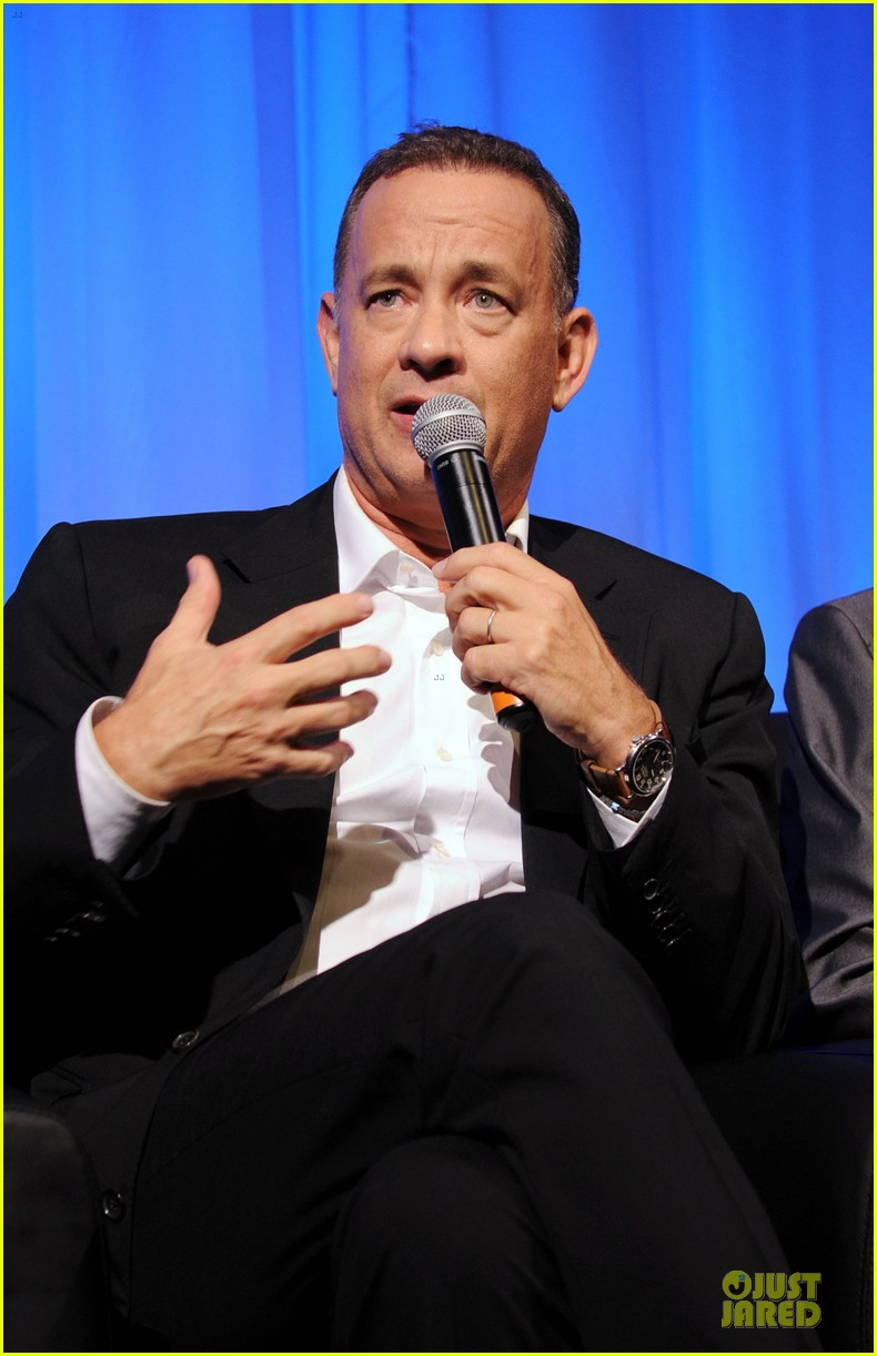 tom hanks we filmed close enough to see each others pores 07