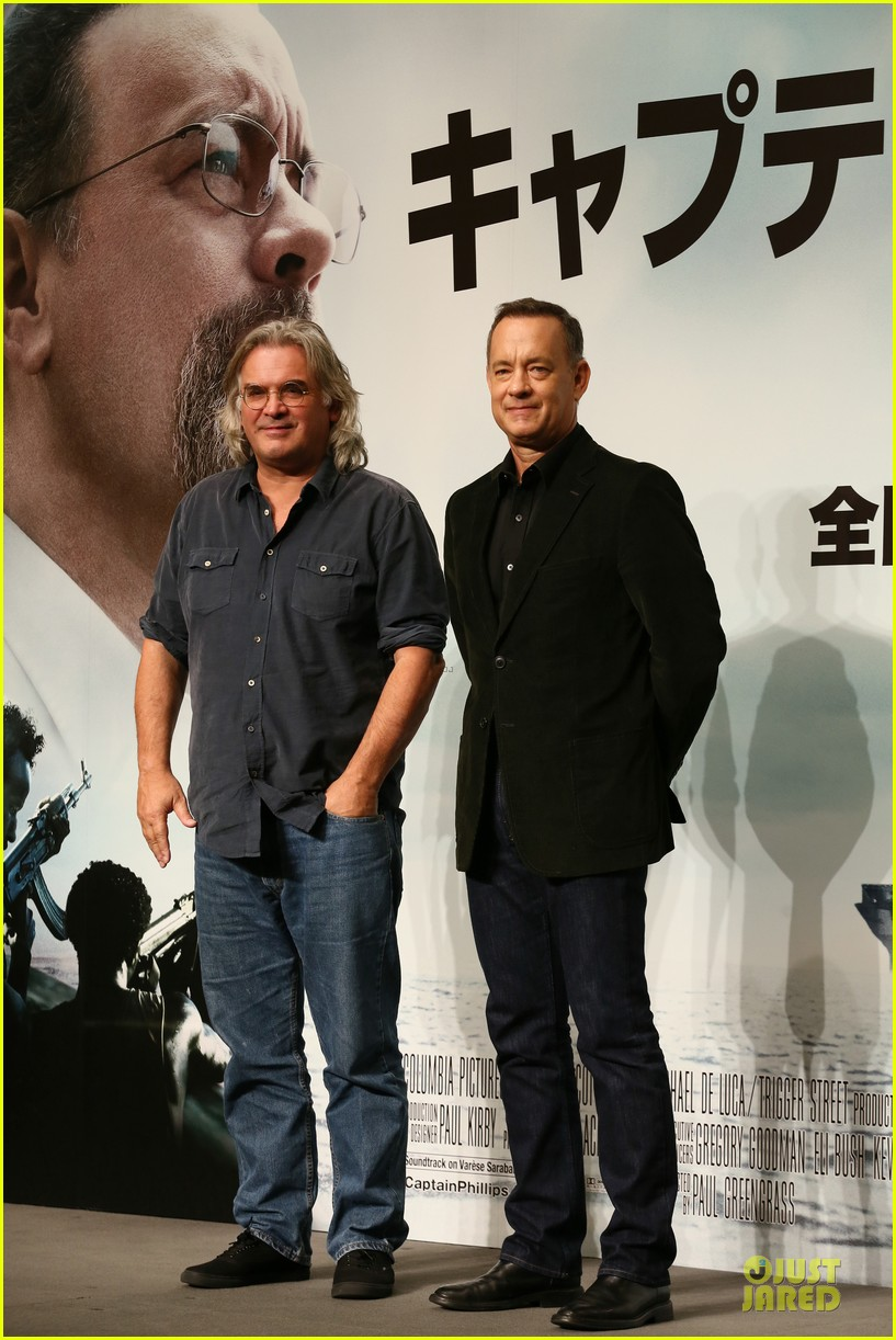 tom hanks captain phillips tokyo press conference 012974754