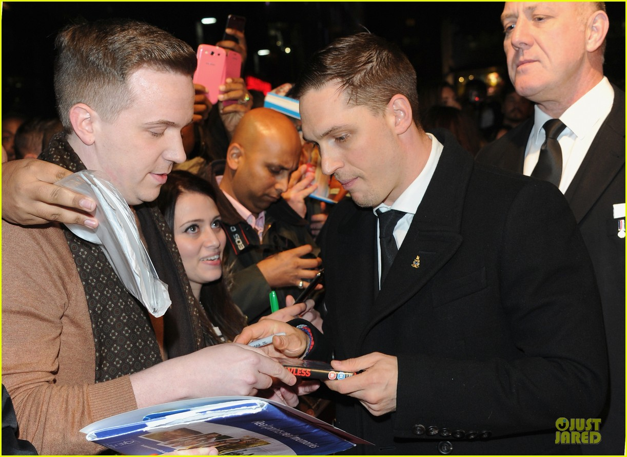 tom hardy charlotte riley locke bfi film fest screening 042974628