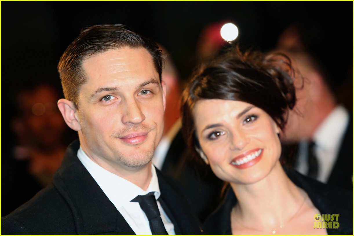 tom hardy charlotte riley locke bfi film fest screening 15