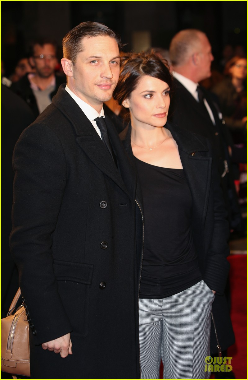 tom hardy charlotte riley locke bfi film fest screening 162974640