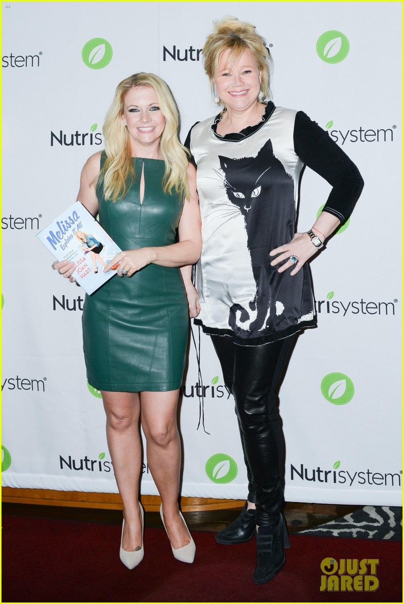 melissa joan hart sabrina reunion at book launch 012983144
