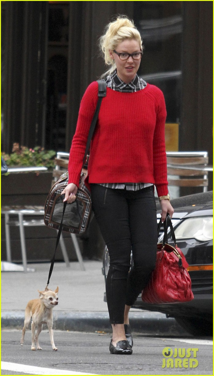 katherine heigl josh kelley tribeca stroll with mom nancy 01