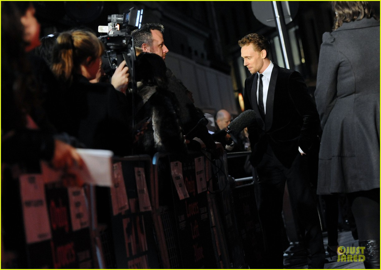 tom hiddleston only lovers left alive screening at bfi fest 12