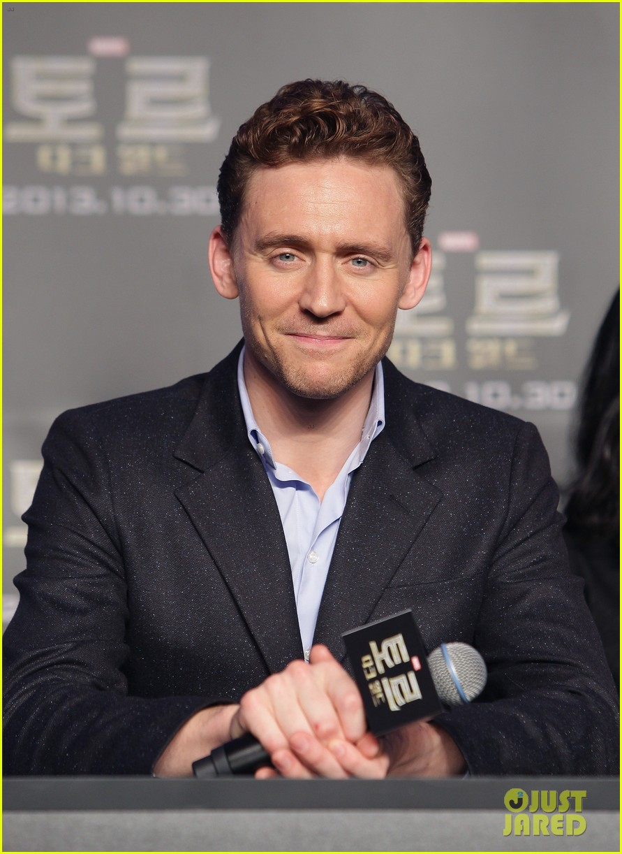 tom hiddleston thor the dark world seoul press conference 202971669