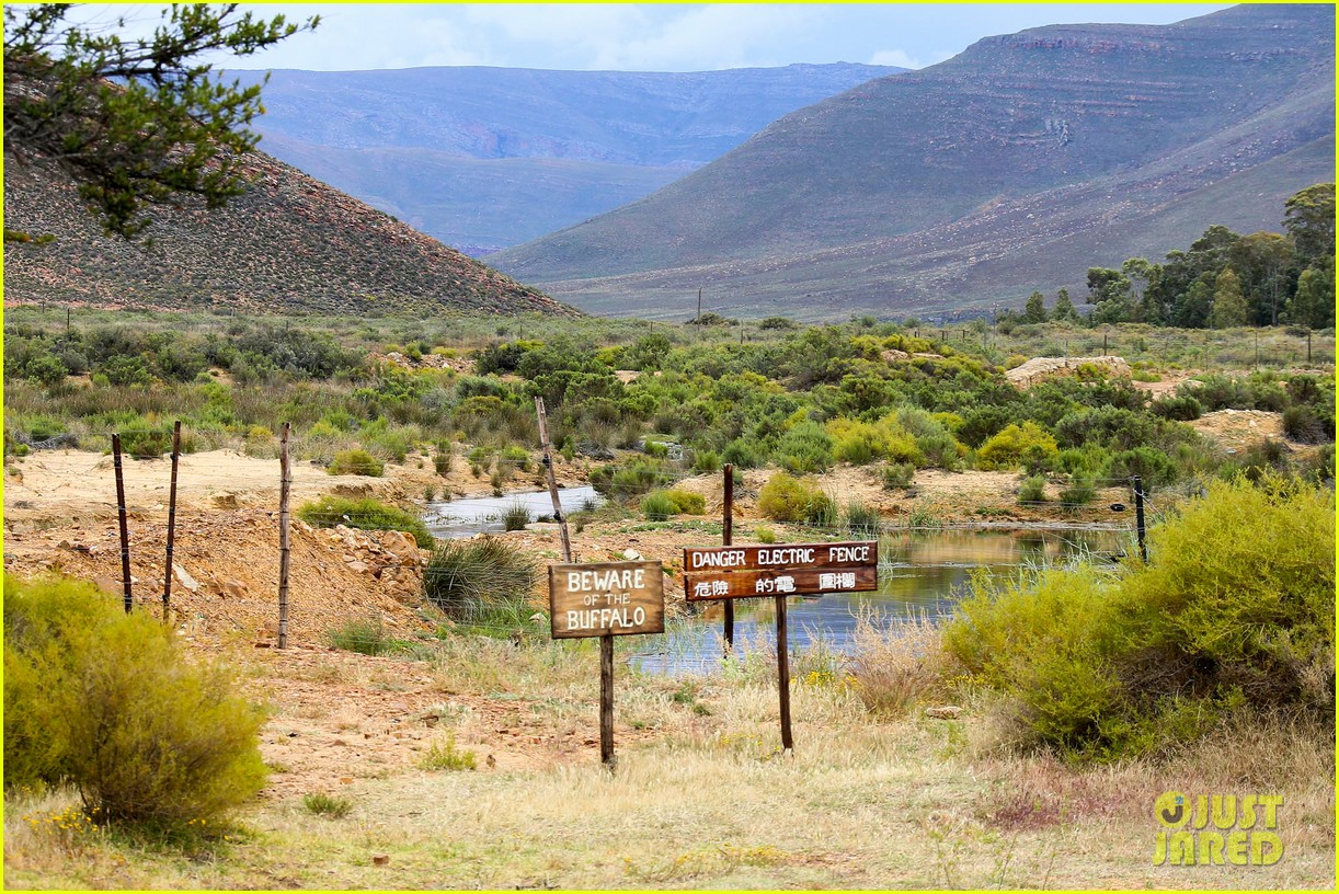 katie holmes suri enjoy safari vacation together 10