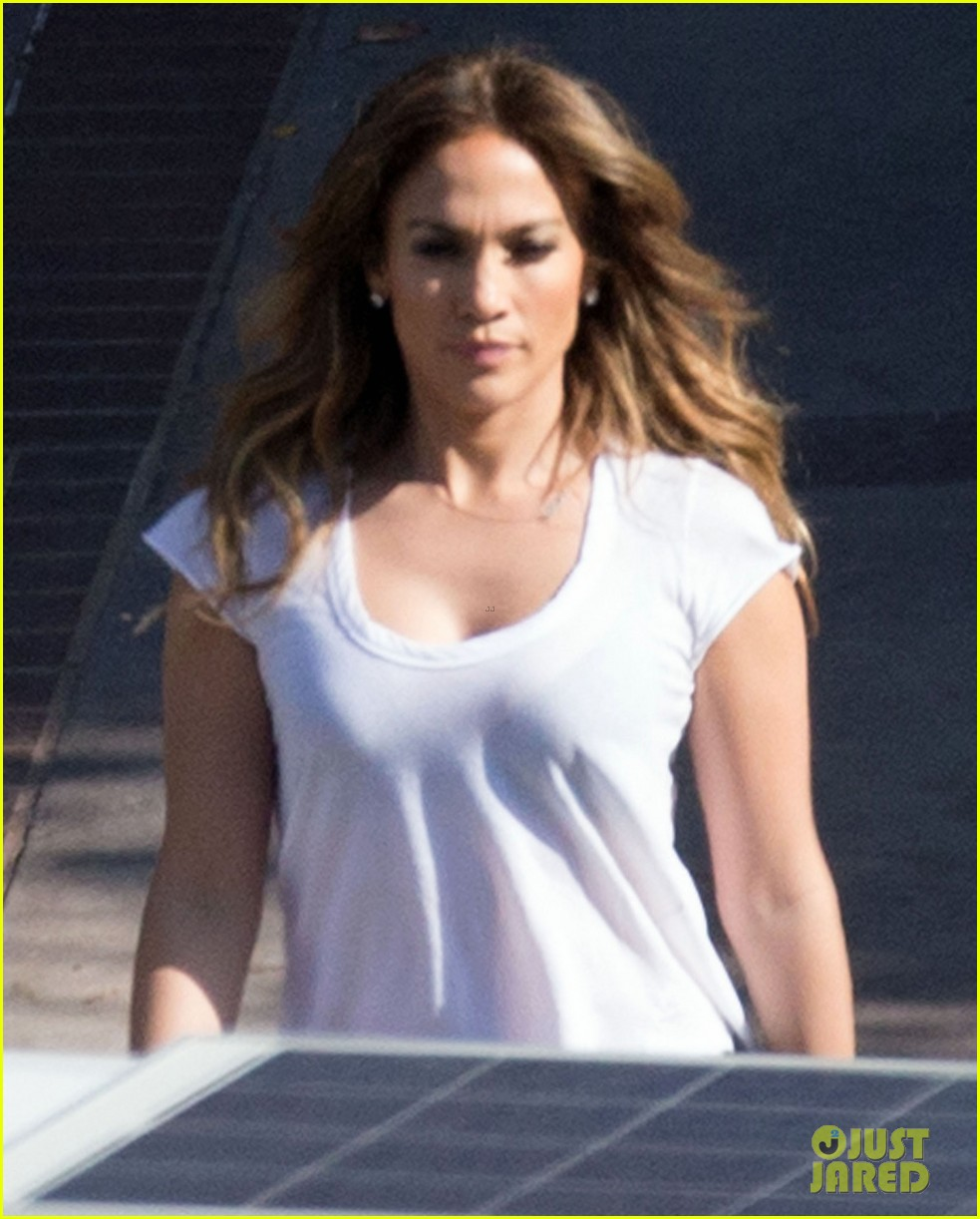 jennifer lopez goes to work casper smart goes for a drive 05