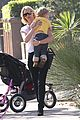january jones gets in quality time with her son xander 11