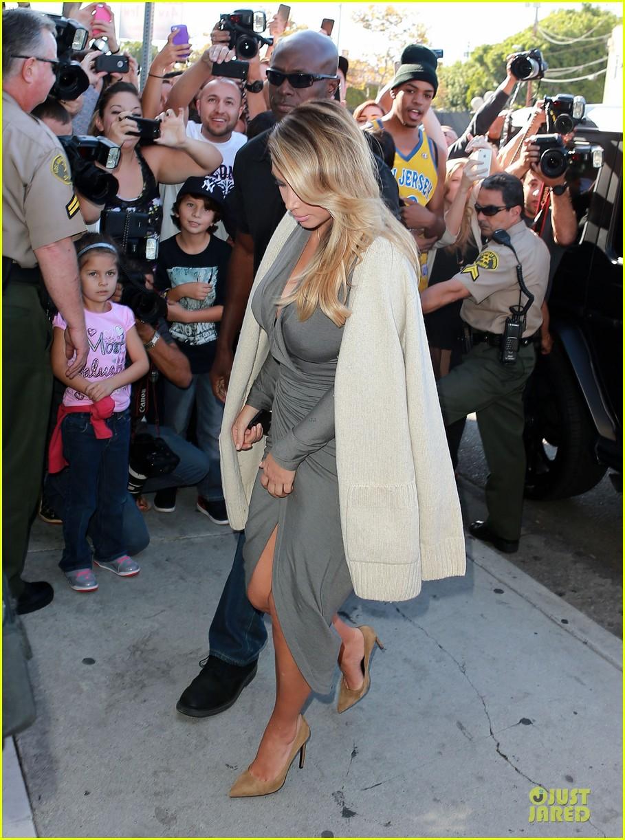 kim kardashian kylie jenner dash store visit 03