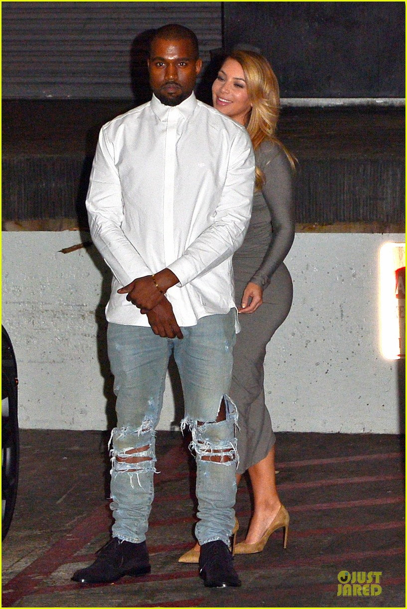 kim kardashian kanye west la opera date night 04