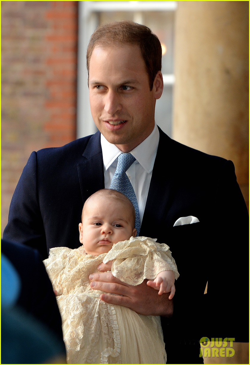 kate middleton prince william prince georges christening see all the pics 02