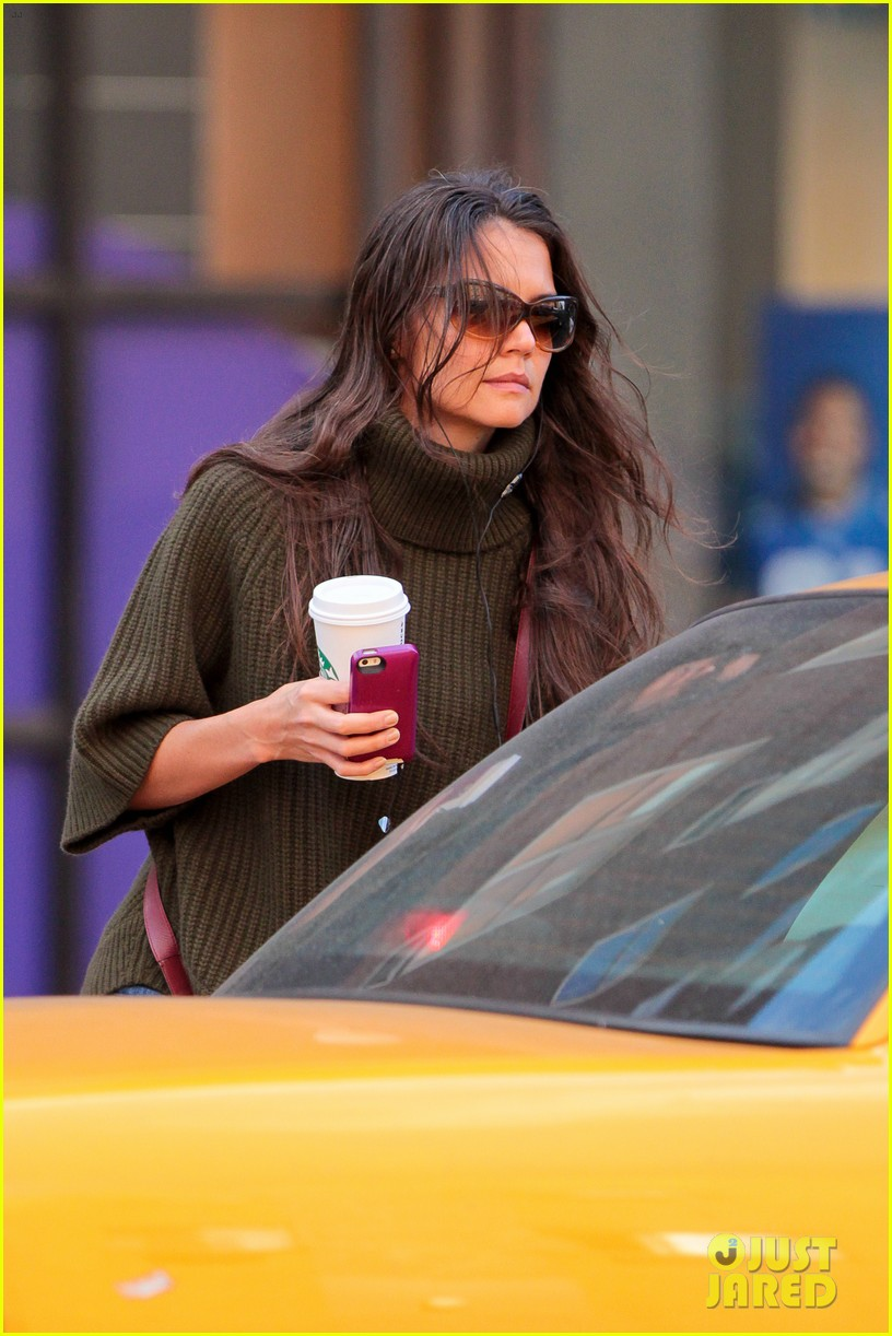 katie holmes i had ombre hair before that was cool 03