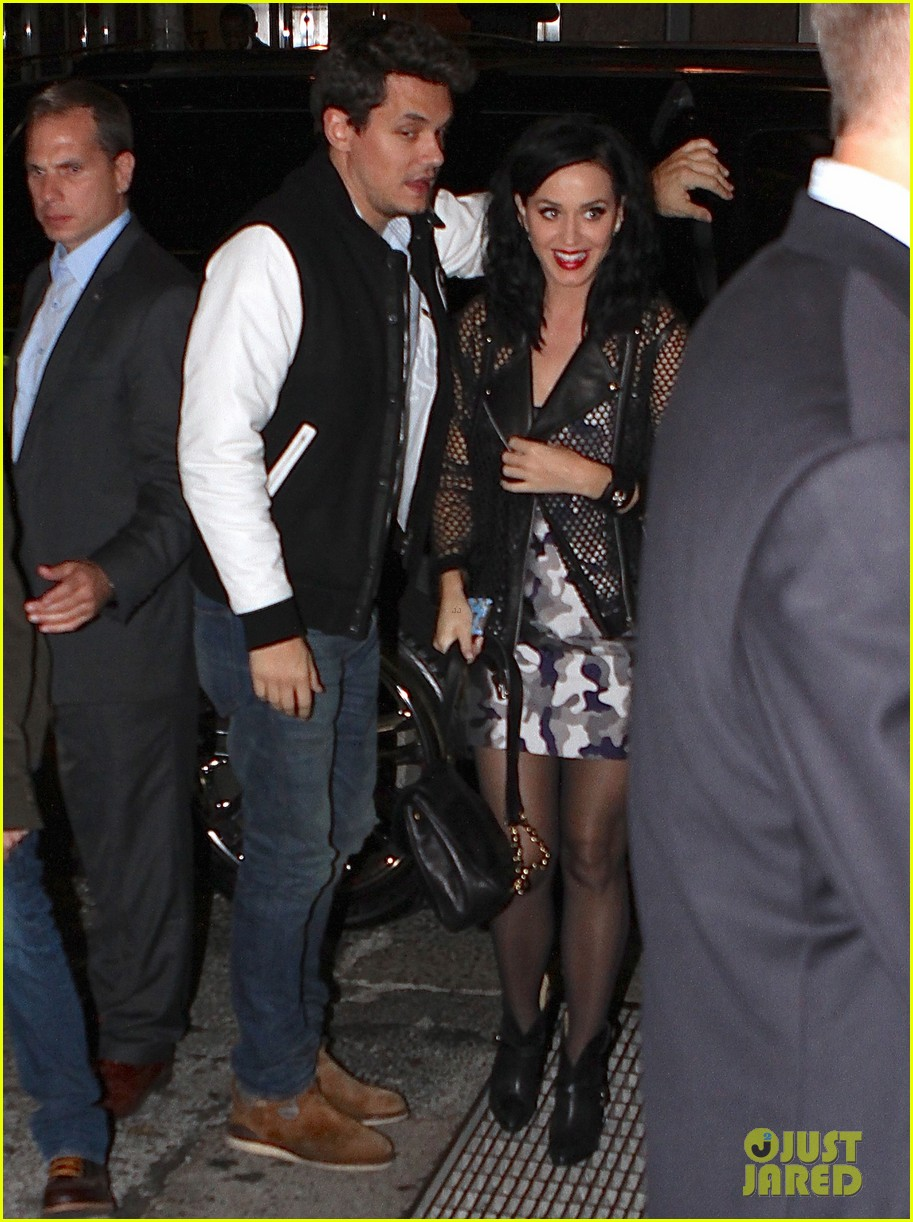 katy perry john mayer snl after party pair 02
