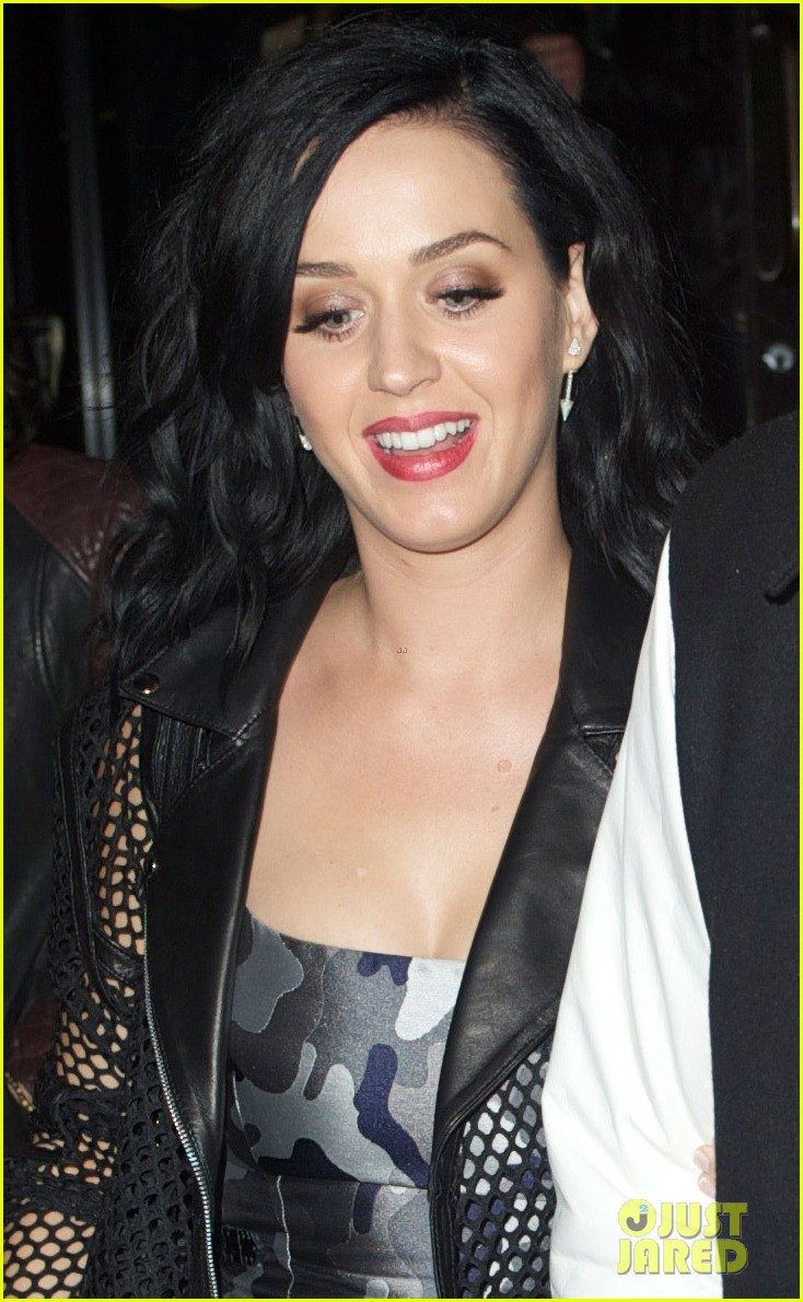 katy perry john mayer snl after party pair 05