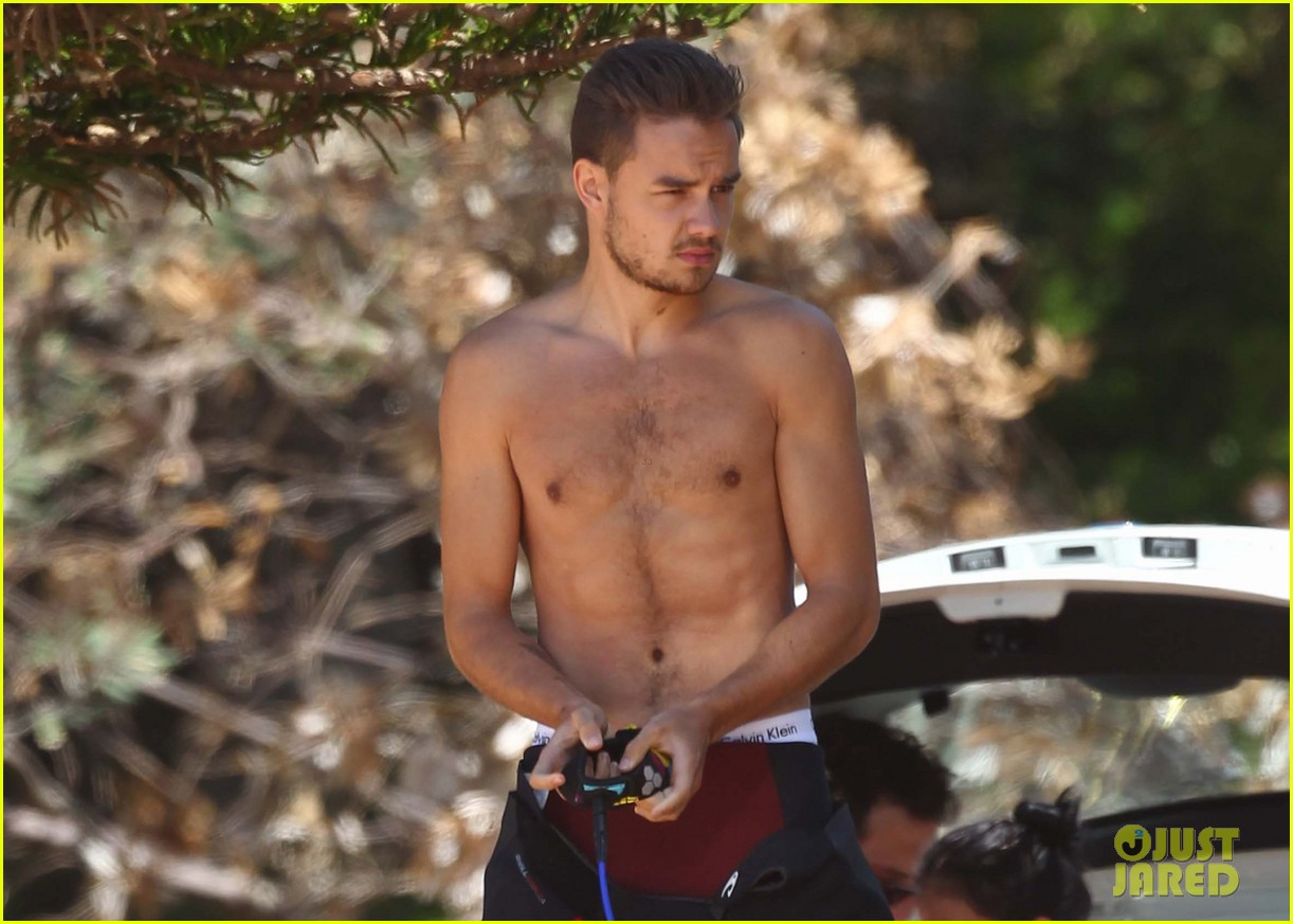 shirtless liam payne louis tomlinson surf down under 062967560