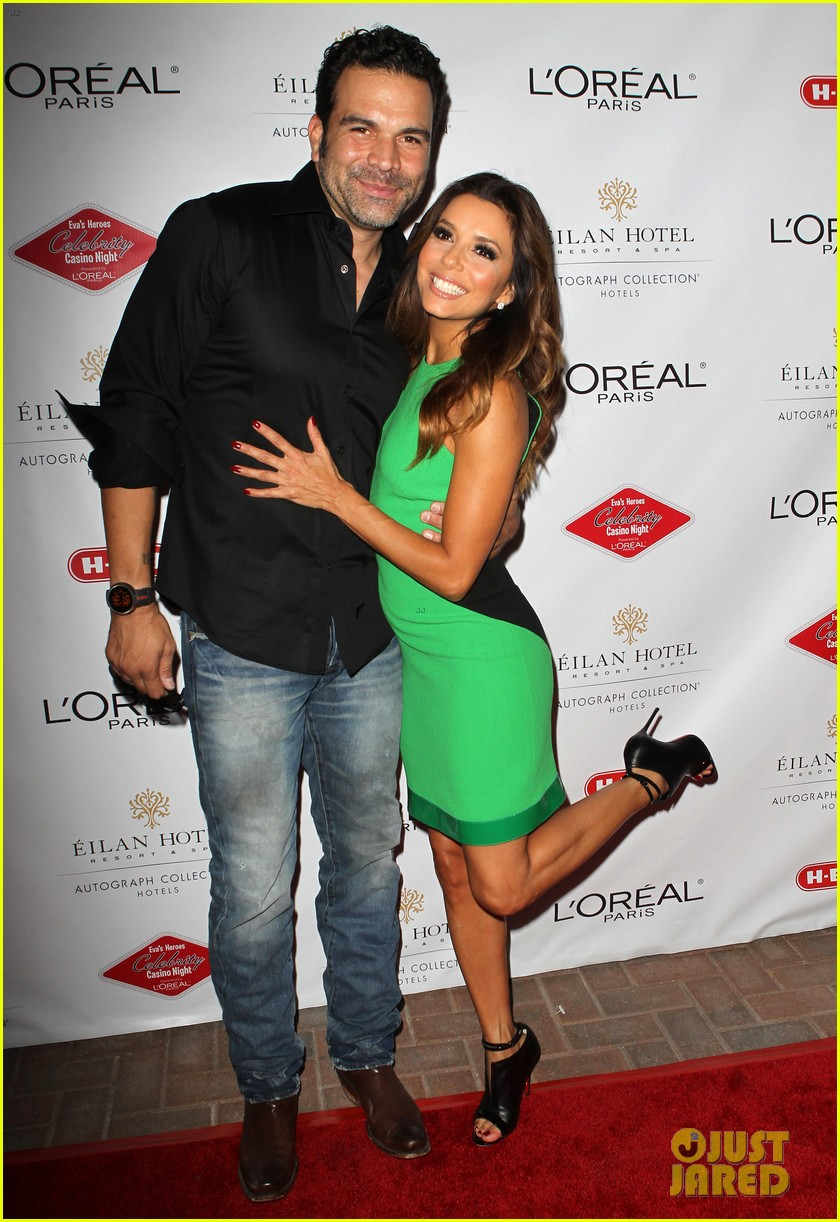 eva longoria evas heroes casino night 2013 092971049