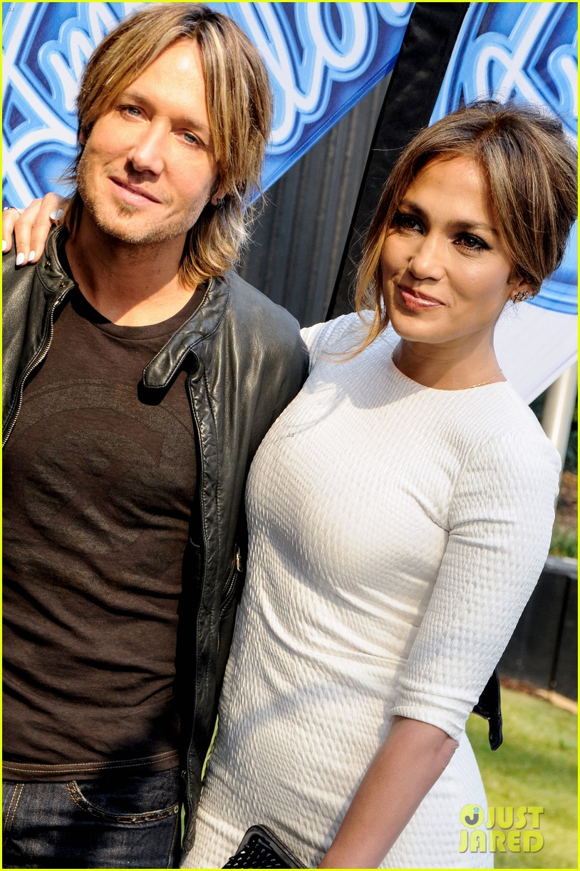jennifer lopez keith urban american idol atlanta auditions 13