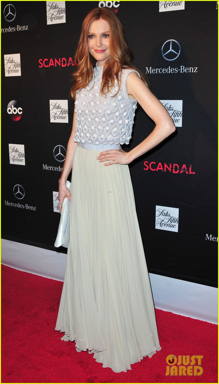 katie lowes darby stanchfield scandal season 3 premiere 07