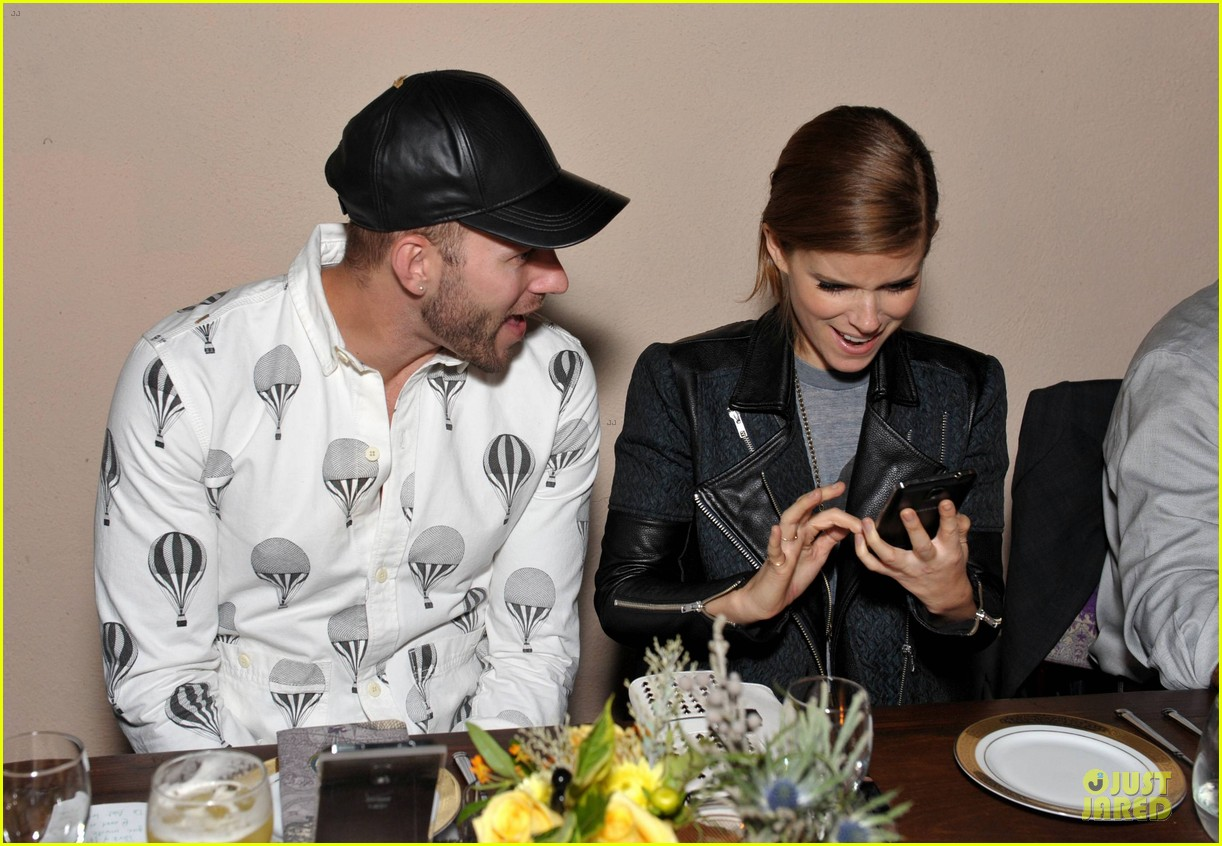 kate mara bff johnny wujek spinmedia supper club 102969379
