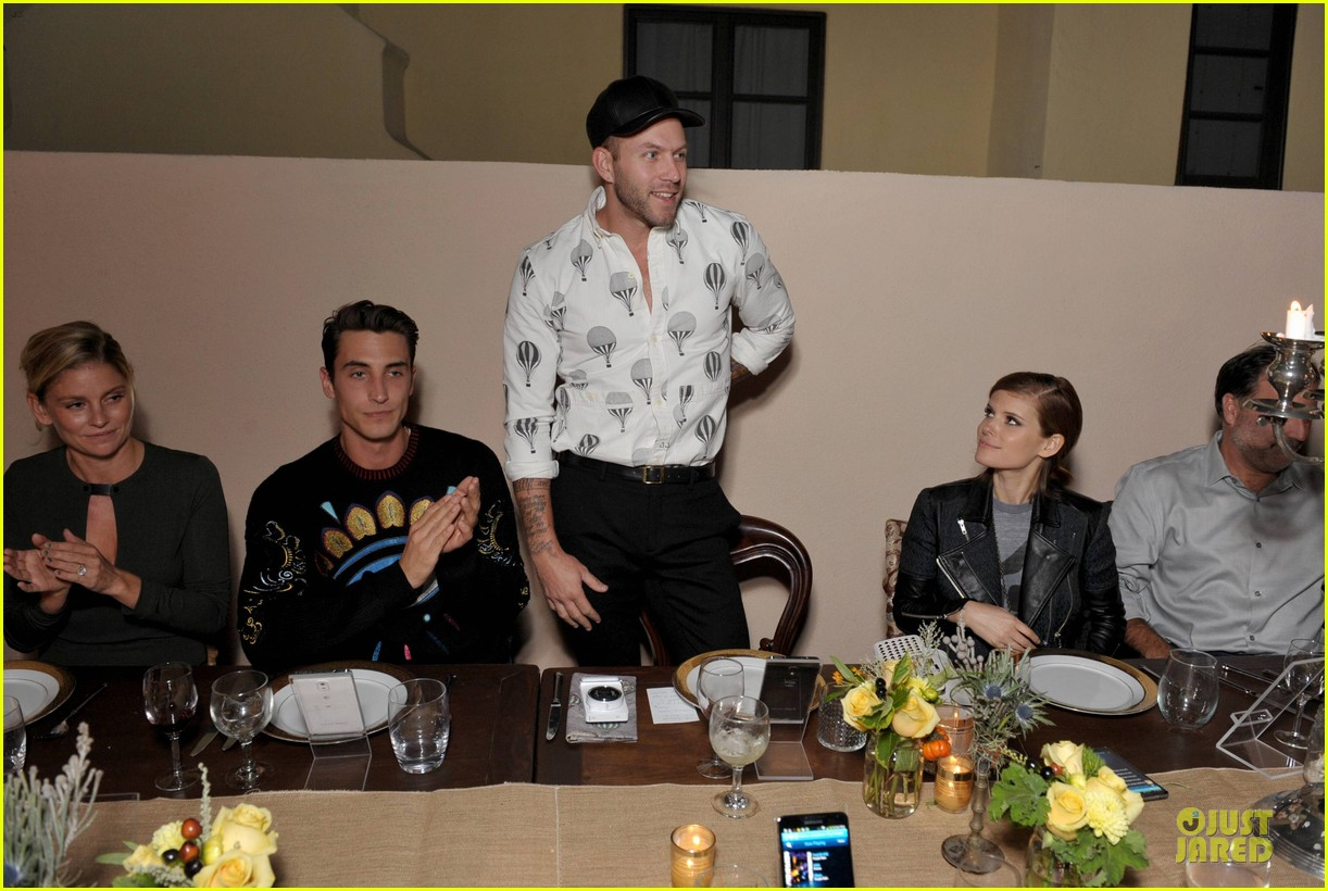 kate mara bff johnny wujek spinmedia supper club 15