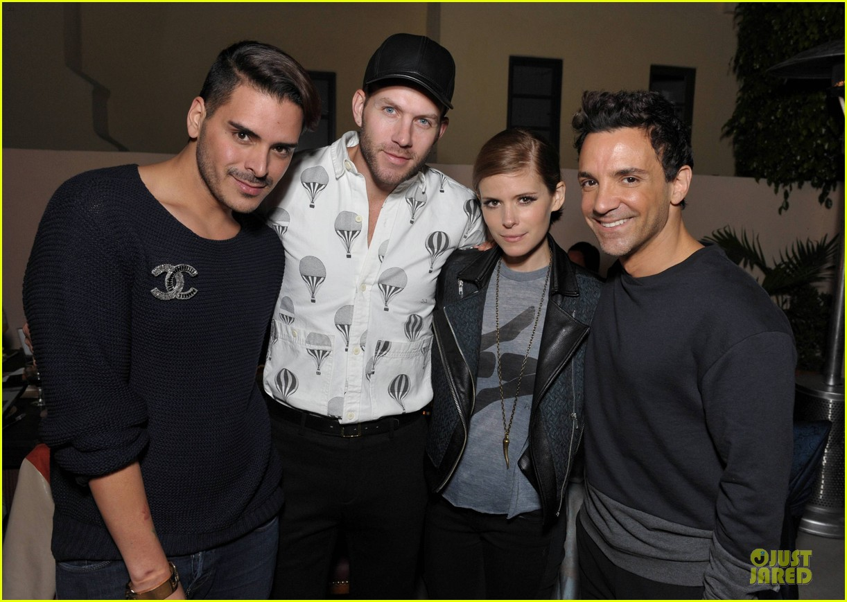 kate mara bff johnny wujek spinmedia supper club 18