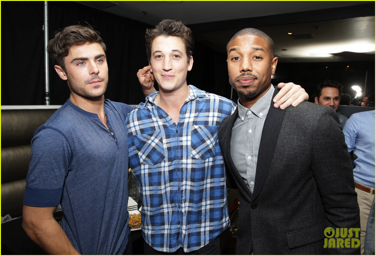 michael b jordan miles teller that awkward moment qa with zac efron 082973148