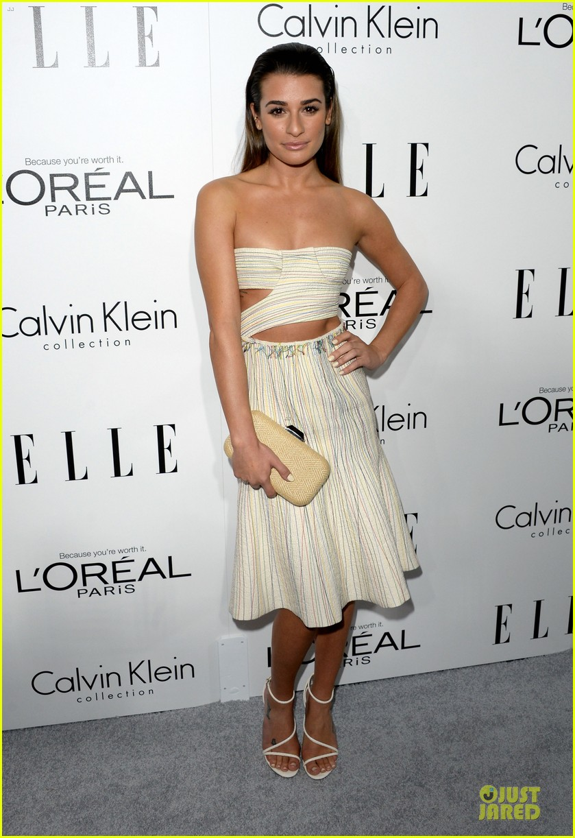 lea michele emmy rossum elle women in hollywood celebration 152976677