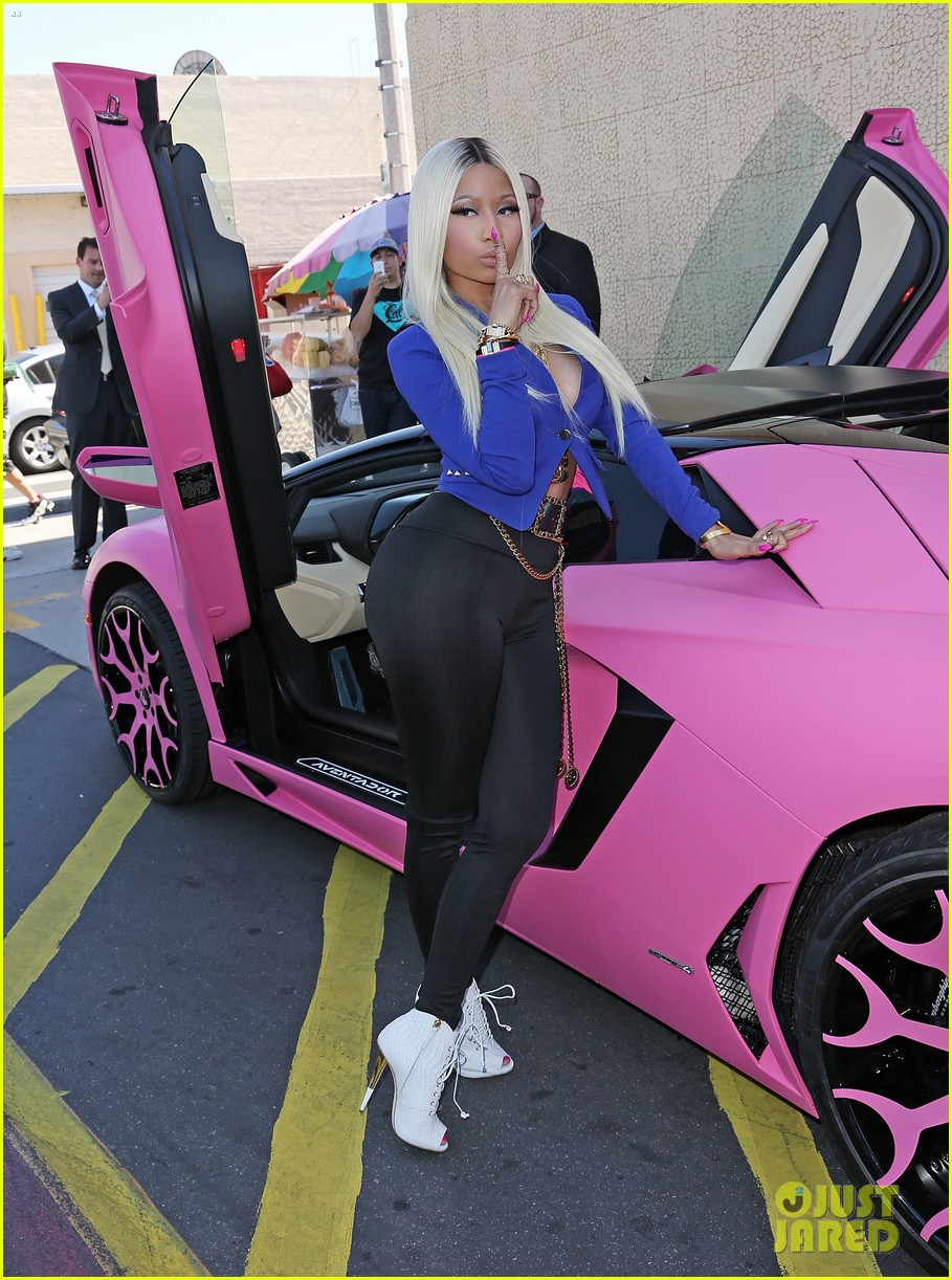 nicki minaj kmart collection shop your way event 21