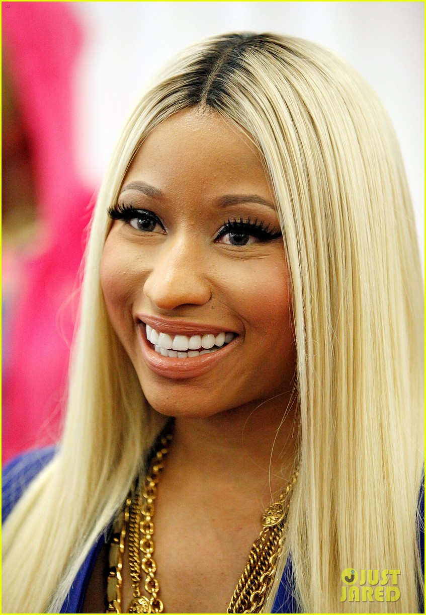 nicki minaj kmart collection shop your way event 23