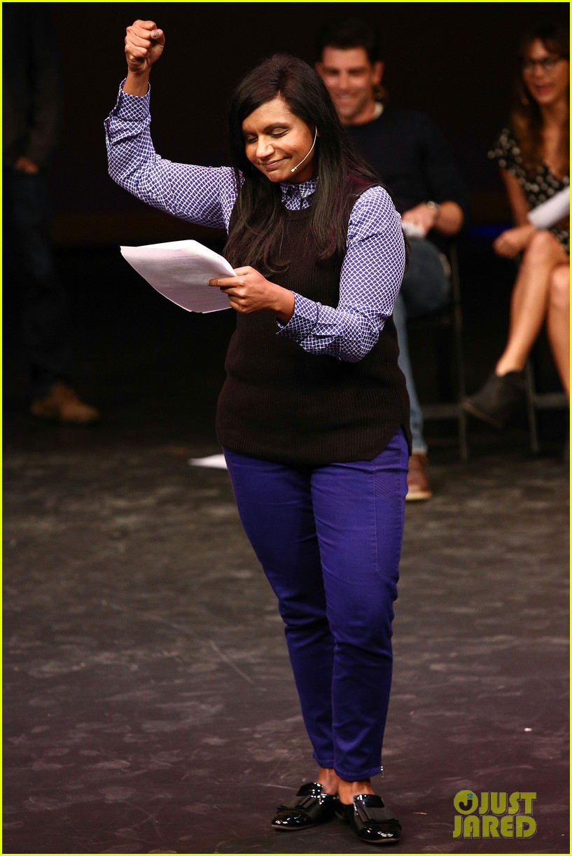 mindy kaling max greenfield young storytellers foundation performers 15