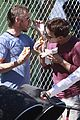 stephen moyer kiss on the cheek for male pal 03