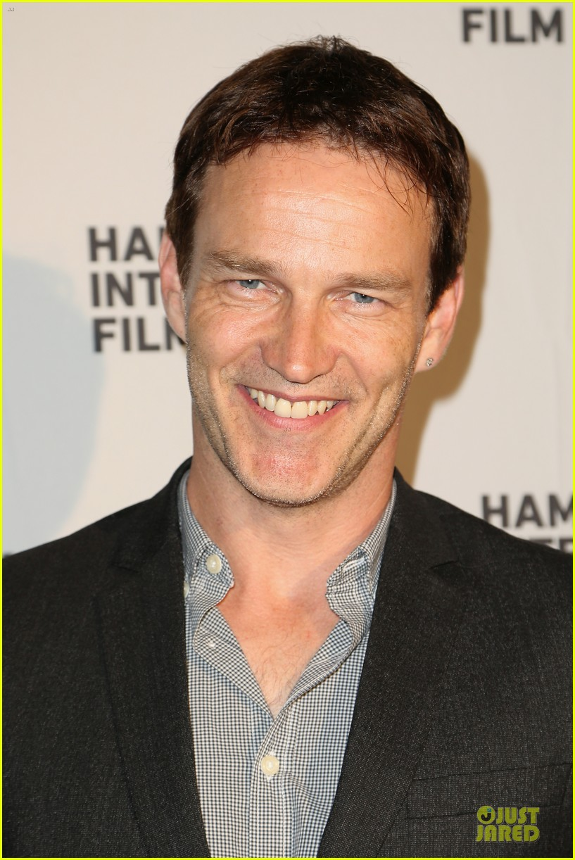 stephen moyer free ride screening at hamptons film fest 02