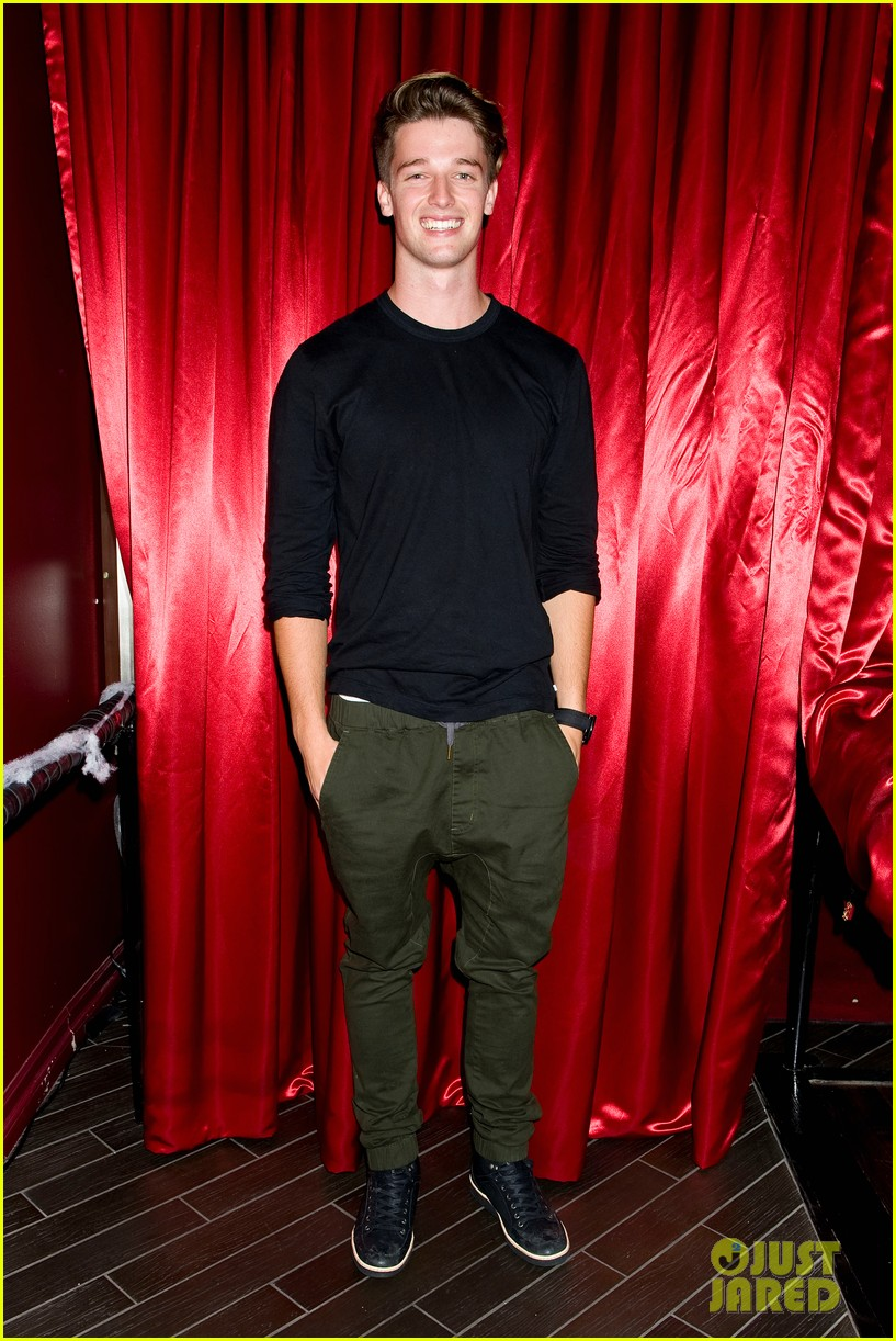 patrick schwarzenegger wilson bethel just jared halloween party 2013 092979358