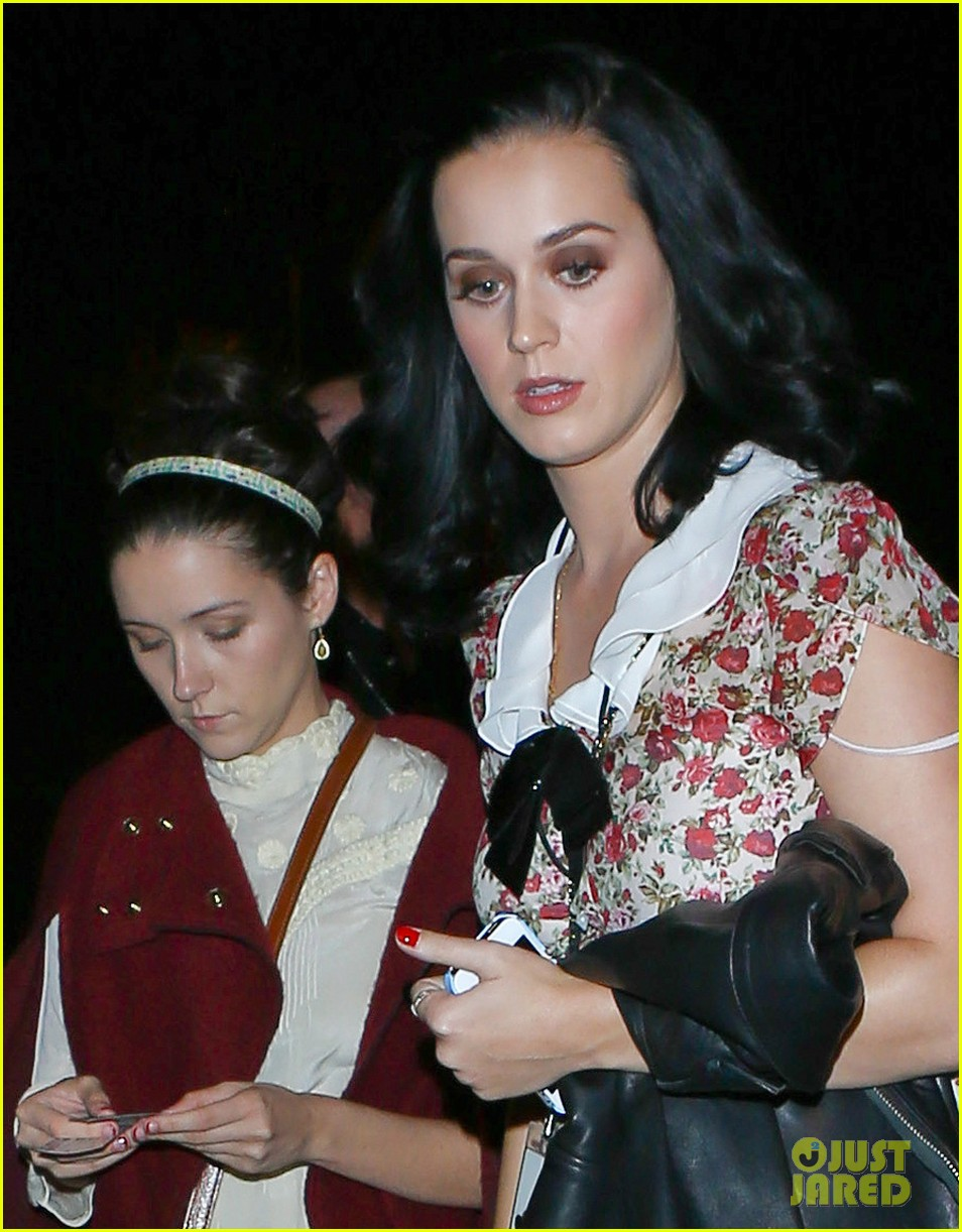 Katy Perry John Mayer Concert With Shannon Woodward Photo 2967236