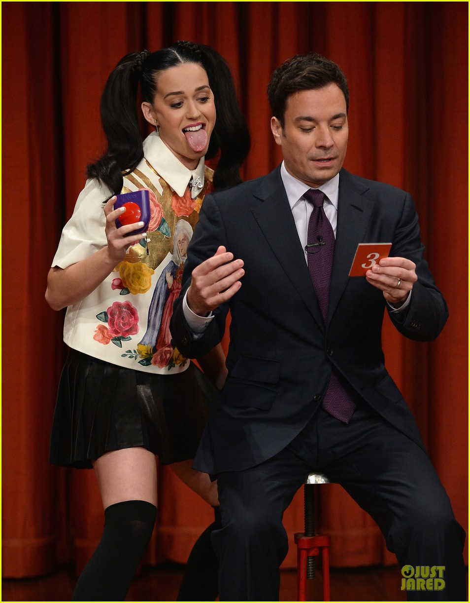 Katy Perry登上Jimmy Fallon脱口秀 | 流行线|欧