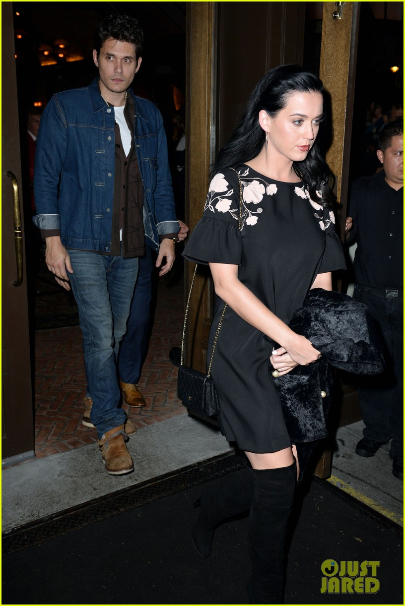 katy perry john mayer steakhouse dinner date 03