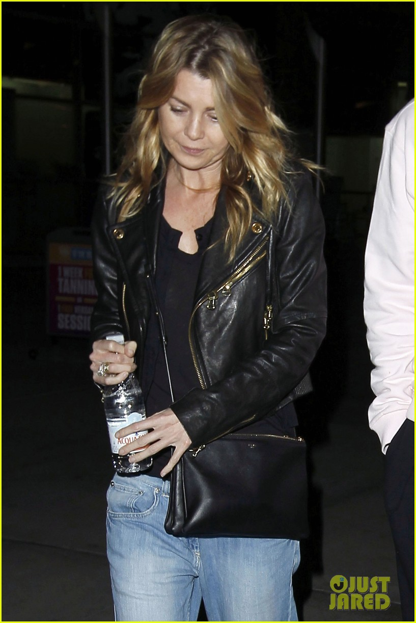 ellen pompeo chris ivery arclight movie date 03
