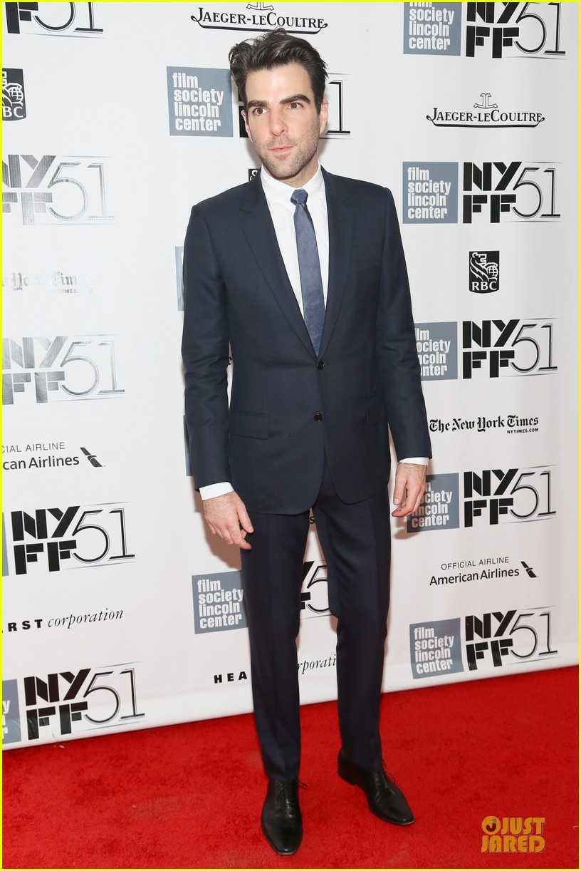zachary quinto conne britton all is lost nyc premiere 13