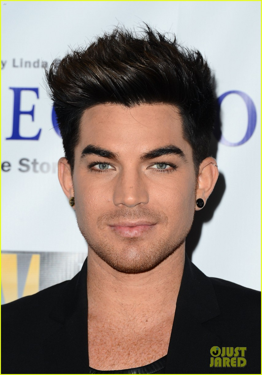 adam lambert nikki reed bridegroom premiere 072972826