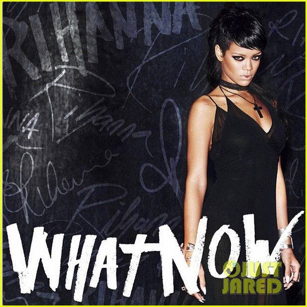 rihanna what now single cover artwork 032972725
