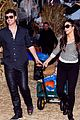 robin thicke paula patton smooches pumpkin patch 08