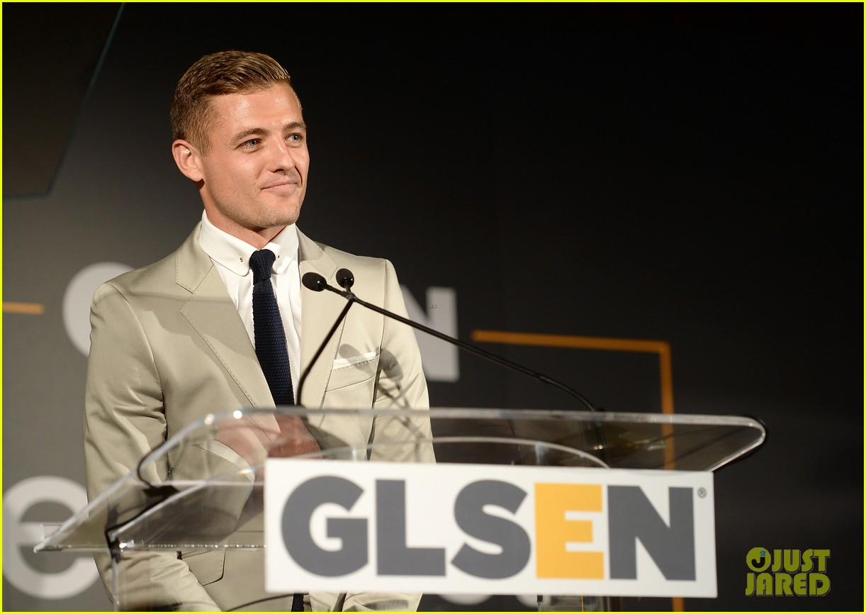 robbie rogers brant daugherty glsen respect awards 26