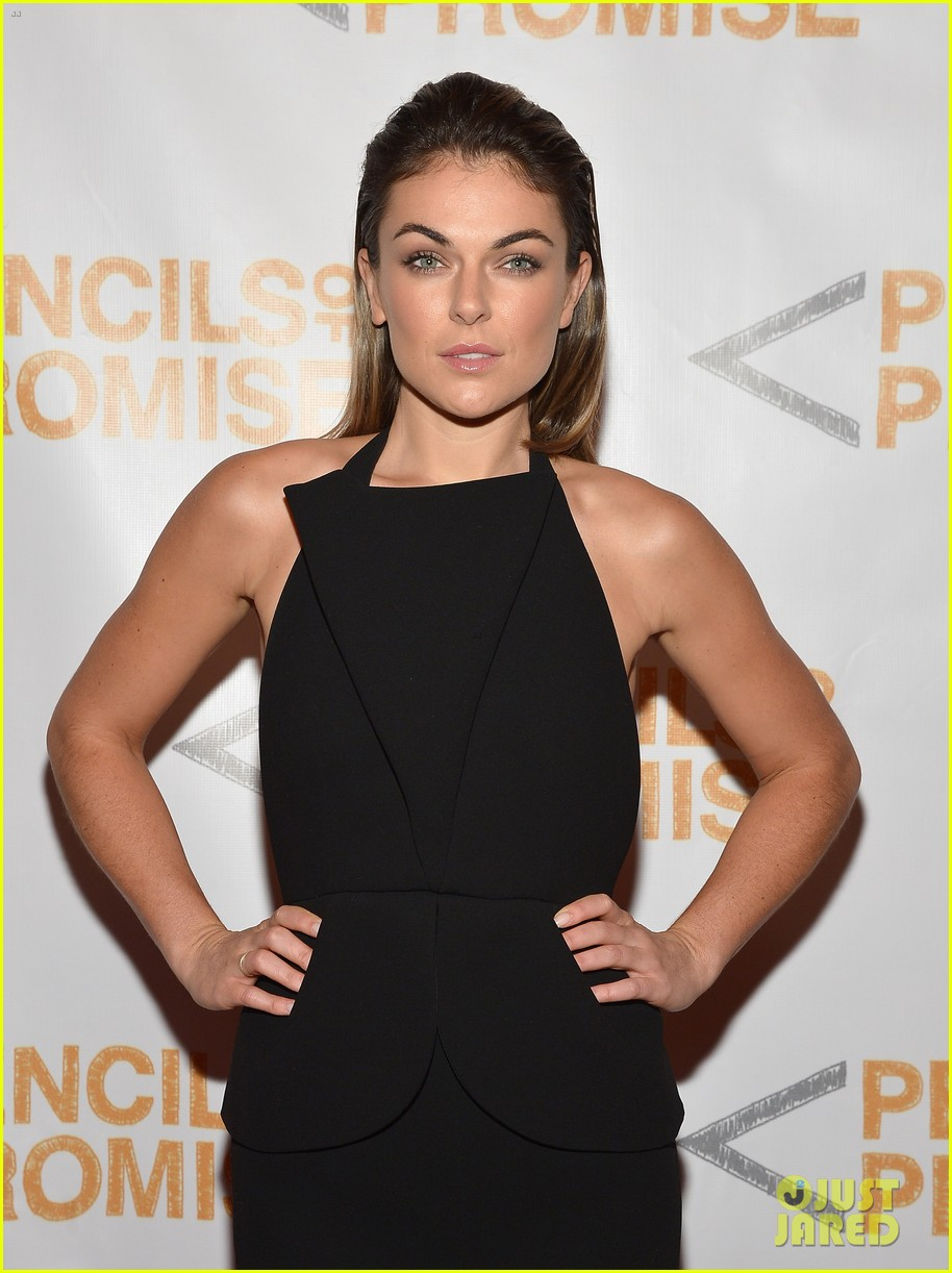 sophia bush serinda swan pencils of promise gala 2013 02