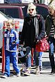 gwen stefani gavin rossdale lake arrowhead with the kids 11