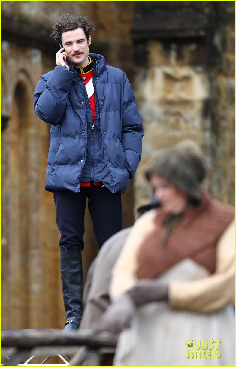 tom sturridge juno temple far from the madding crowd filming 13