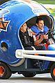 channing tatum drives football helmet car for 22 jump street 03