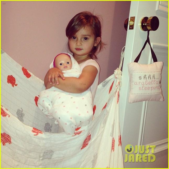 ivanka trump shares newborn baby joseph first photo 032972532