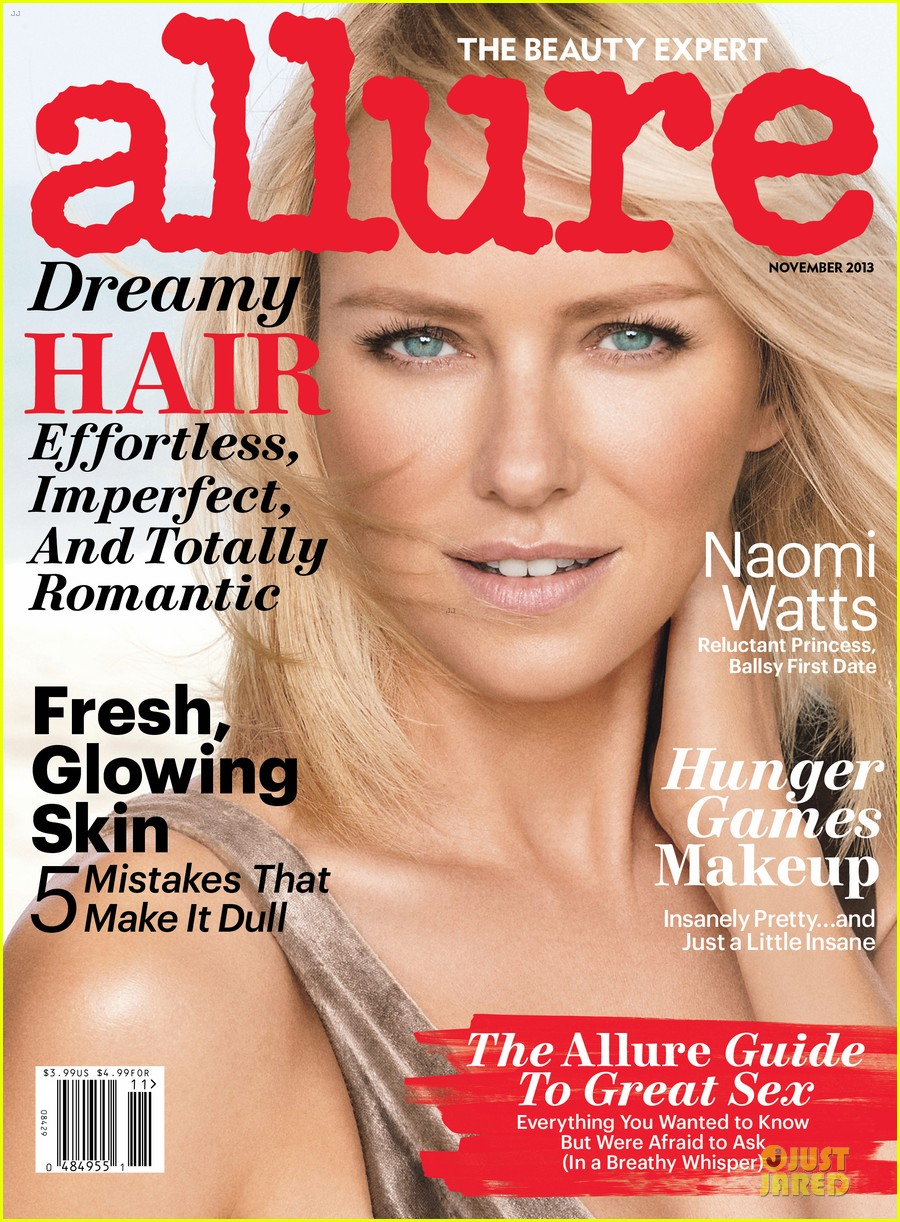 naomi watts covers allure magazine november 2013 022972218