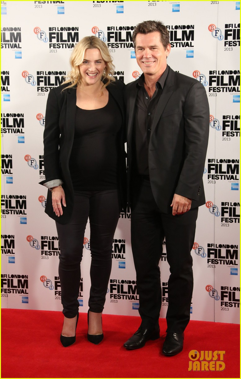 kate winslet josh brolin labor day bfi fest photo call 08